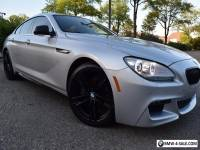 2013 BMW 6-Series X-DRIVE AWD M SPORT-EDITION(THE KING) Sport Sedan