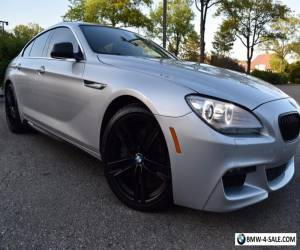 2013 BMW 6-Series X-DRIVE AWD M SPORT-EDITION(THE KING) Sport Sedan for Sale