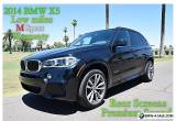 2014 BMW X5 XDrive35d AWD M sport for Sale
