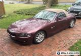 2003 BMW Z4 Convertible for Sale