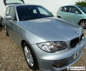 BMW 118D 2.0 D SE 2008 for Sale