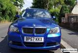 2007 BMW 325I SE TOURING AUTO - BLUE for Sale