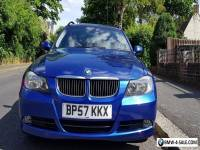 2007 BMW 325I SE TOURING AUTO - BLUE