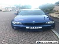 BMW 1 SERIES 120D M SPORT 2008