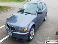 2005 BMW 3-Series 330xi 6 Speed