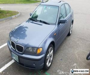 2005 BMW 3-Series 330xi 6 Speed for Sale