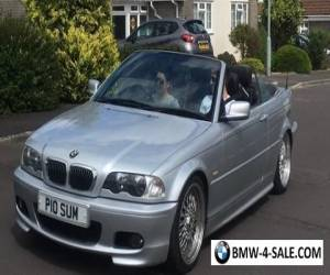 BMW 3 series convertible M Sport  for Sale