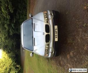 BMW X5 auto diesel sport  4x4 for Sale