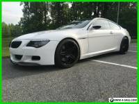 2007 BMW M6 Base Coupe 2-Door