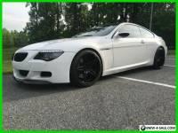 2007 BMW M6 Base Coupe 2-Door