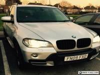 2009 BMW X5 3.0D sd se 7seater AUTO SILVER