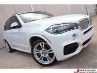 2016 BMW X5 xDrive50i M Sport SUPER LOADED MSRP $94k RARE!!