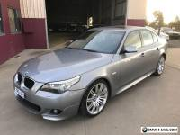 05 BMW 525i MOTORSPORT SEDAN-AUTO 189K'S-EXCELLENT CAR-$11,950 REG & RW