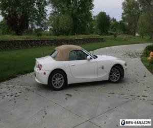 2005 BMW Z4 2.5i for Sale