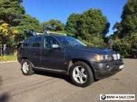 2001 BMW X5 E53 Auto