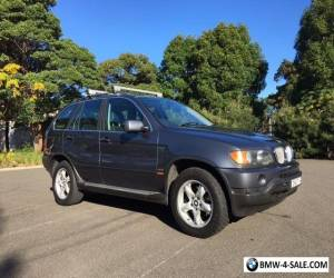 2001 BMW X5 E53 Auto for Sale