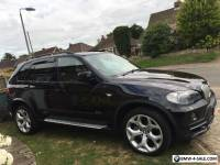 BMW X5 se loads of extras and warranty over two years