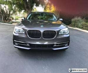2013 BMW 7-Series 750li for Sale