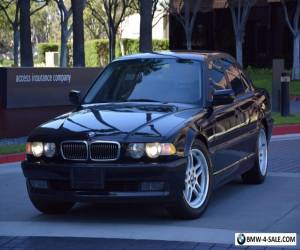 2001 BMW 7-Series 740I for Sale