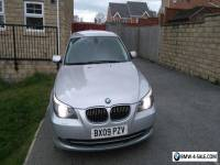 BMW 530d estate automatic