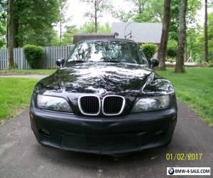 2002 BMW Z3 for Sale