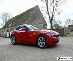 2010 BMW Z4 S DRIVE 2.3 I 47929 Miles FSH for Sale