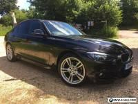 BMW 3 Series 2.0 318d M Sport 4dr (start/stop) Black