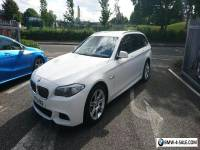 2012 12 REG BMW 2.0 520D M SPORT AUTO ESTATE