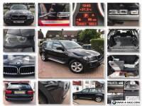 BMW X5 3.0 diesel 2007 7 seater E70 SE 230bhp