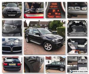 BMW X5 3.0 diesel 2007 7 seater E70 SE 230bhp for Sale