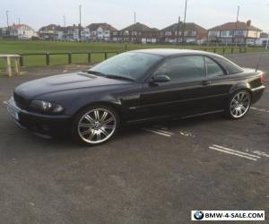 BMW M3 E46 SMG CONVERTIBLE FACELIFT MODEL 2004 for Sale