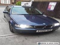 BMW 320I SE TOURING AUTO