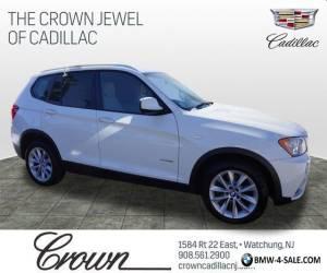 2014 BMW X3 xDrive28i for Sale