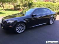 2008 BMW 5-Series M5