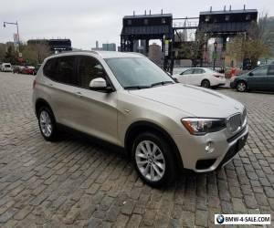 2016 BMW X3 xdrive for Sale