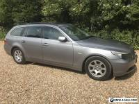 2004 54 BMW 530D SE TOURING AUTO AUTOMATIC 3.0 DIESEL ESTATE GREY WITH LEATHER