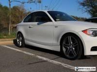 2013 BMW 1-Series