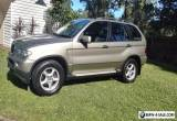 2005 BMW X5 E53,turbo diesel, log books, rego, RWC, Full check by BMW Specialist for Sale