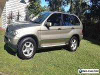 2005 BMW X5 E53,turbo diesel, log books, rego, RWC, Full check by BMW Specialist