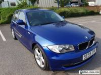 2010 BMW 1 Series 116 Sport 57K FSH Summer Bargain Needs to be sold this weekend