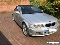 BMW CONVERTIBLE  330CL - GREAT CAR