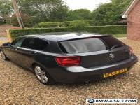 BMW 1 series M sport 63 plate 73,000 miles
