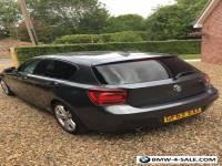 BMW 1 series M sport 63 plate 73,000 miles