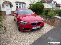 BMW 118D Sport 2011 New Shape