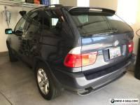 2005 BMW X5 3.0