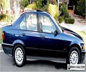 BMW 320i e36 5 spd Auto 4 door Sedan for Sale