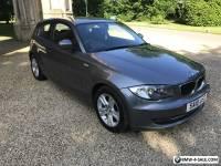 2010 BMW 118d SE - GREY