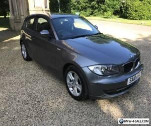 2010 BMW 118d SE - GREY  for Sale