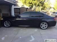 2012 BMW 5-Series M PACKAGE