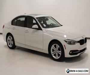 2016 BMW 3-Series Base Sedan 4-Door for Sale